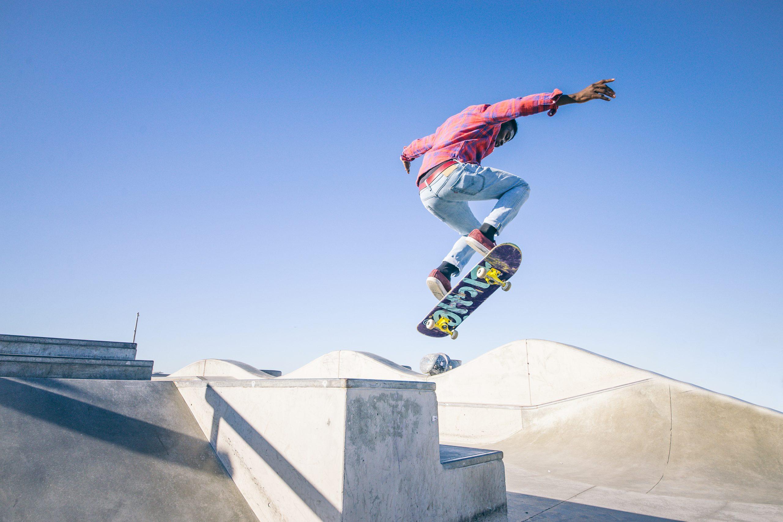 Šport Skateboarding