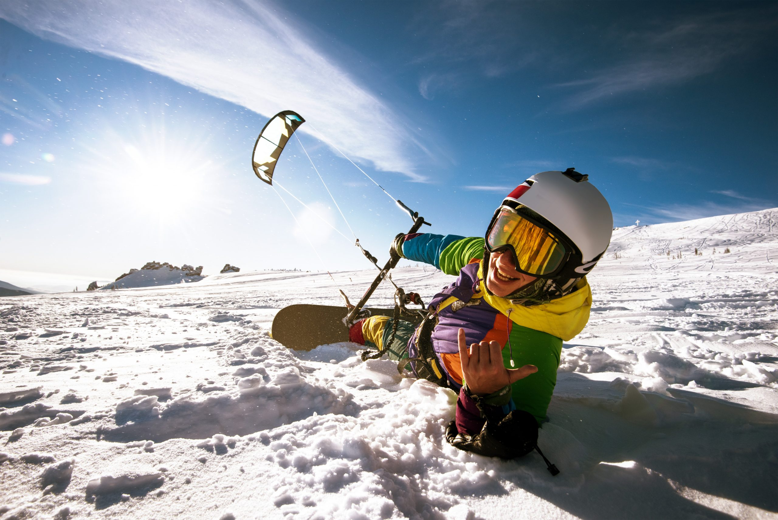 Šport Kiting