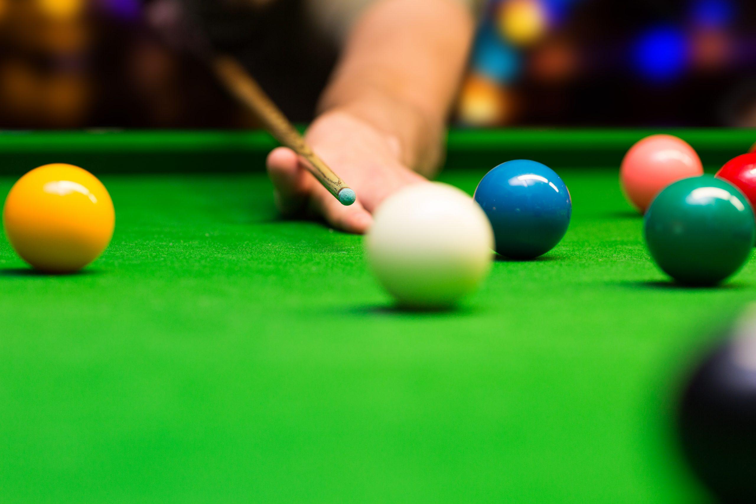 Šport Snooker