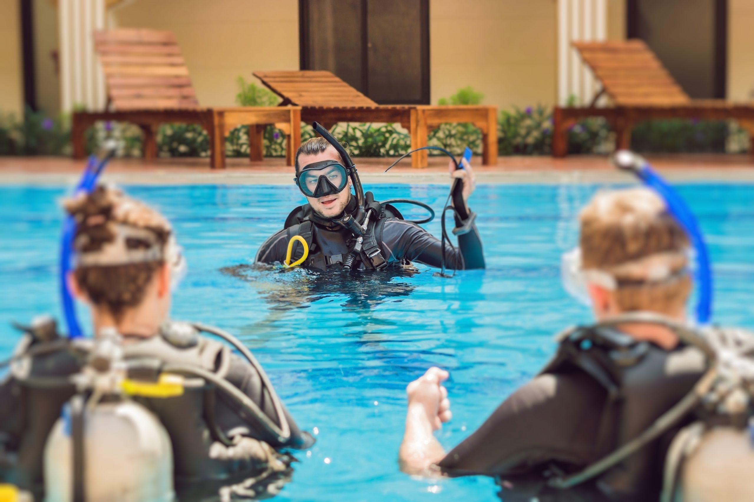 Šport Potápanie