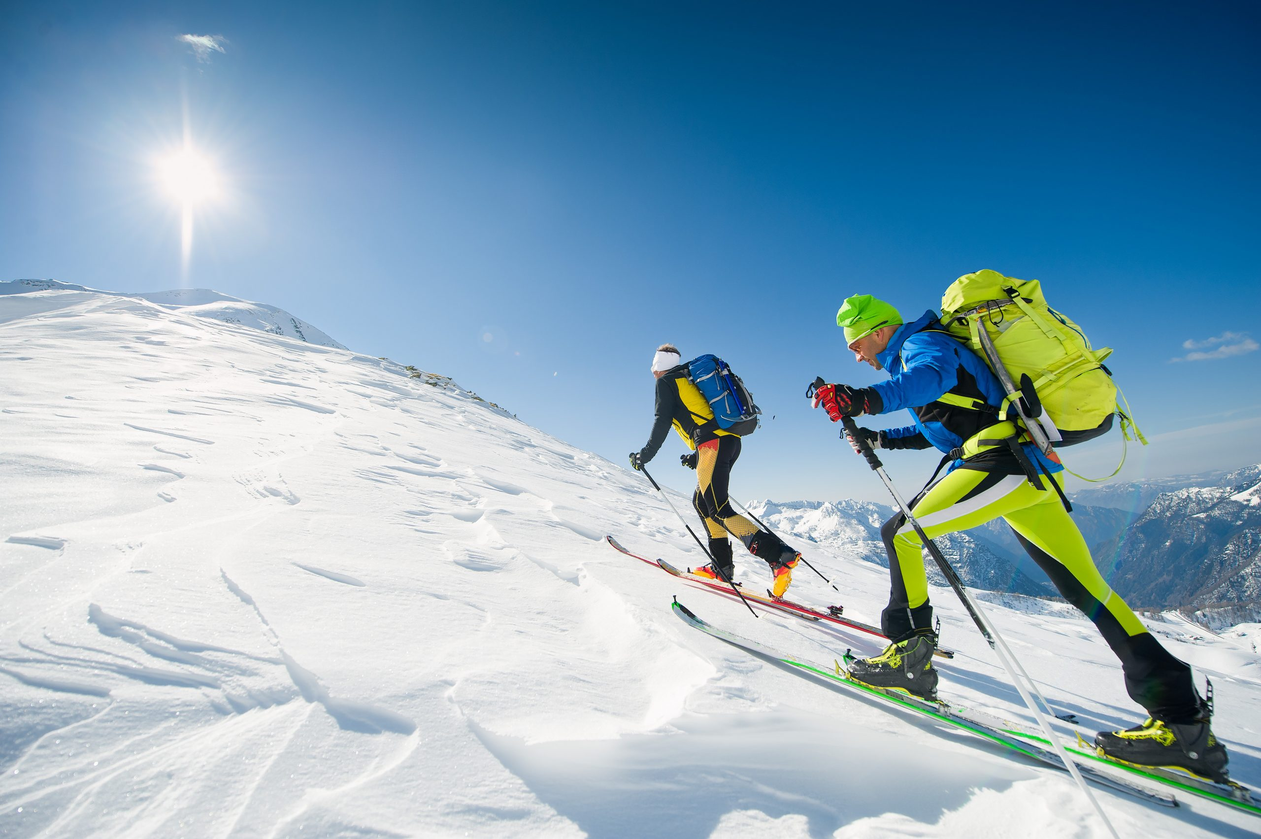 Šport Skialpinizmus
