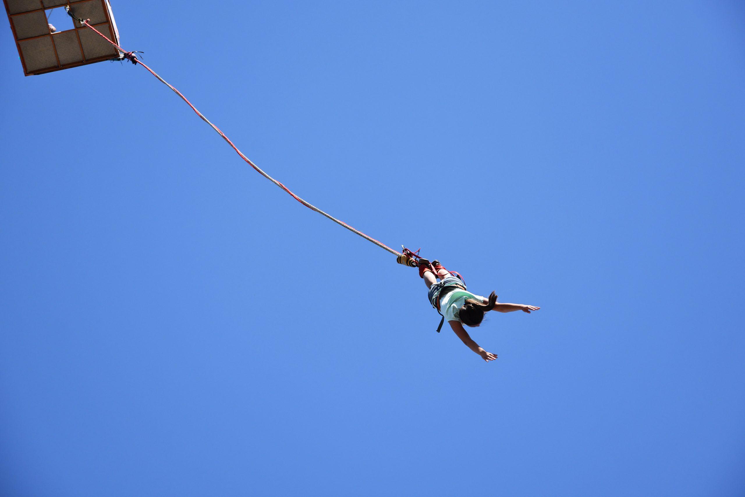 Šport Bungee jumping