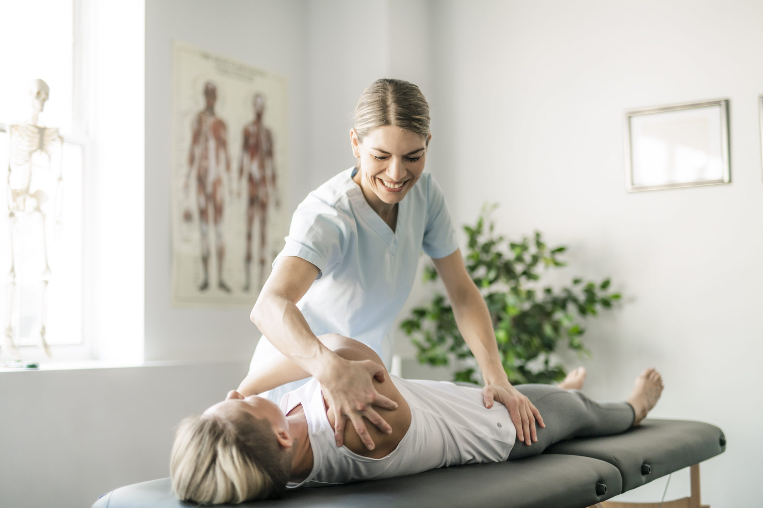 Služba Fyzioterapeut