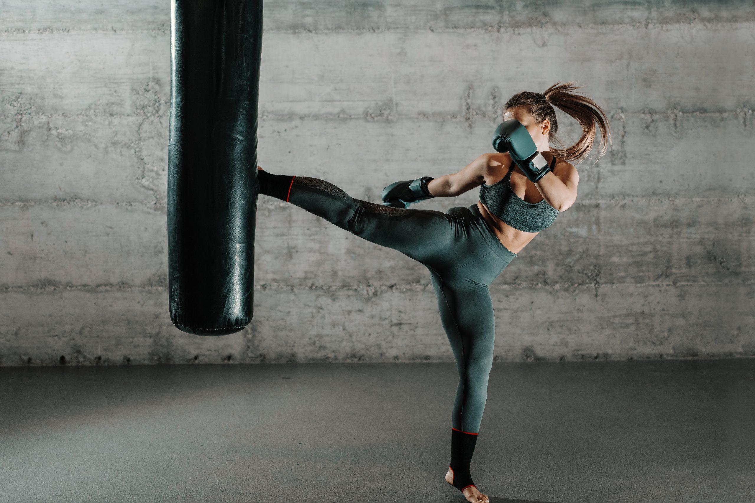 Šport Kick Box