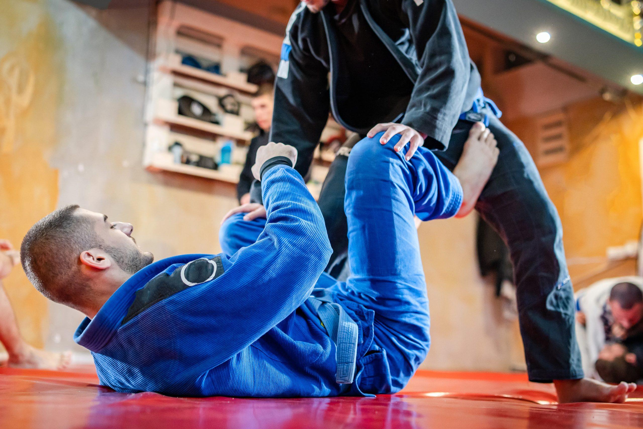 Šport Brazílske Jiu Jitsu