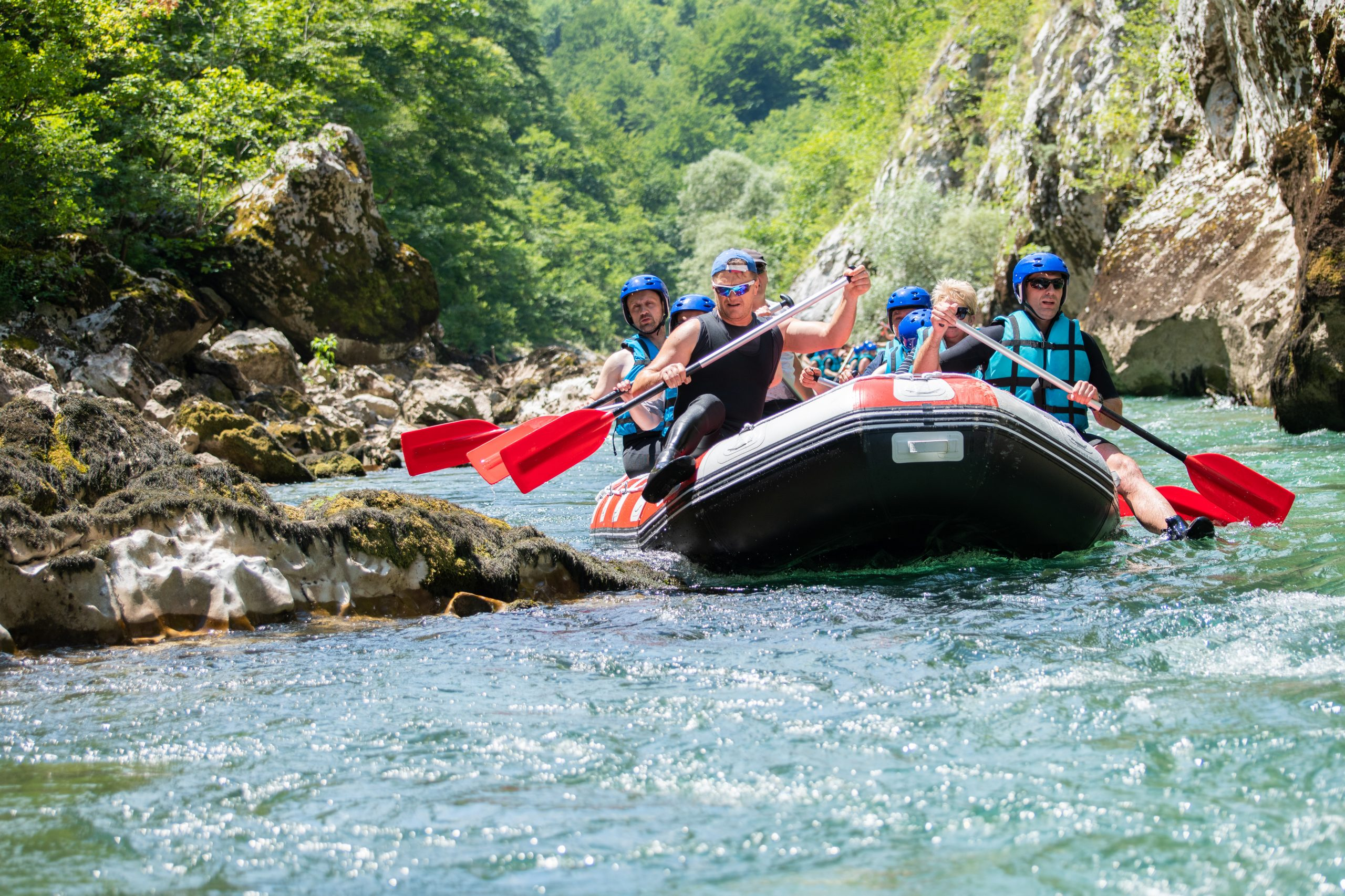 Šport Rafting