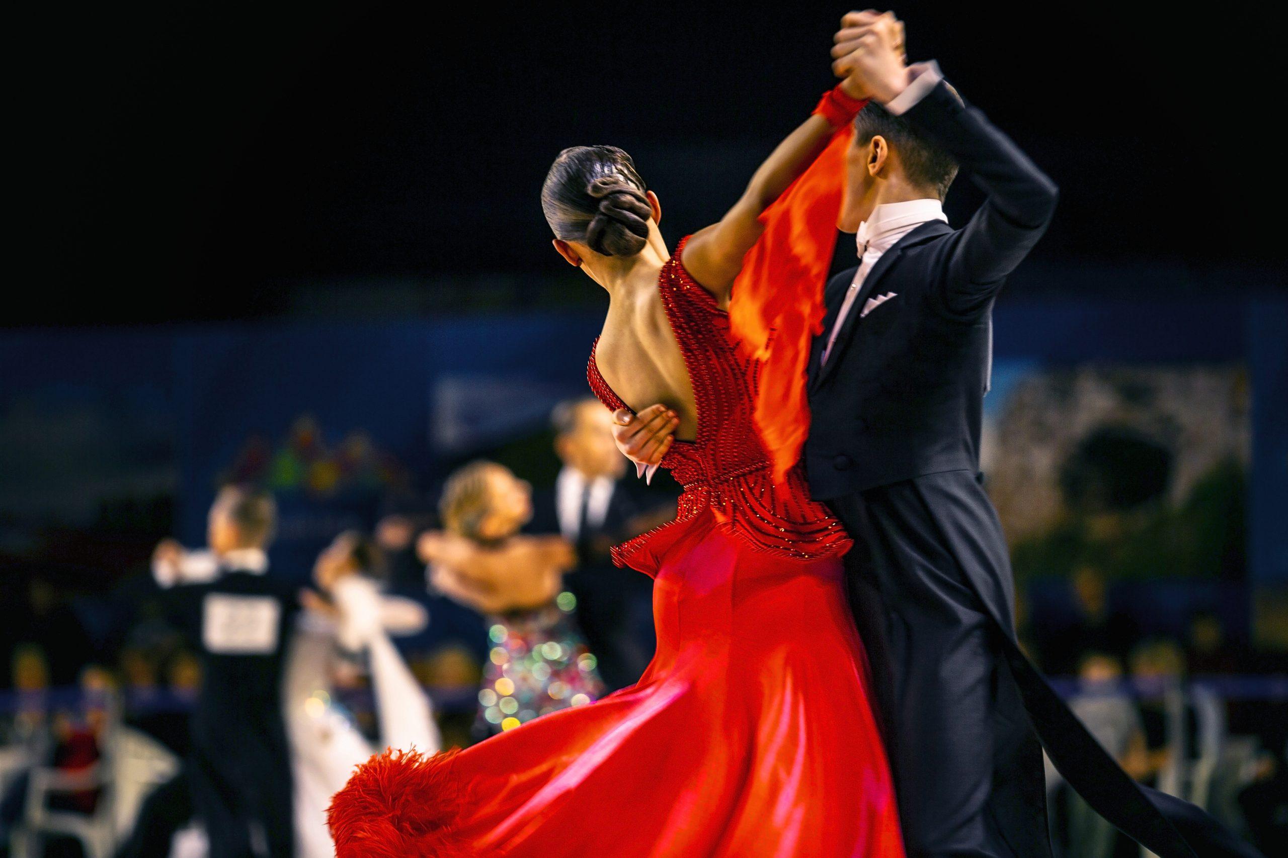 Šport Tanec