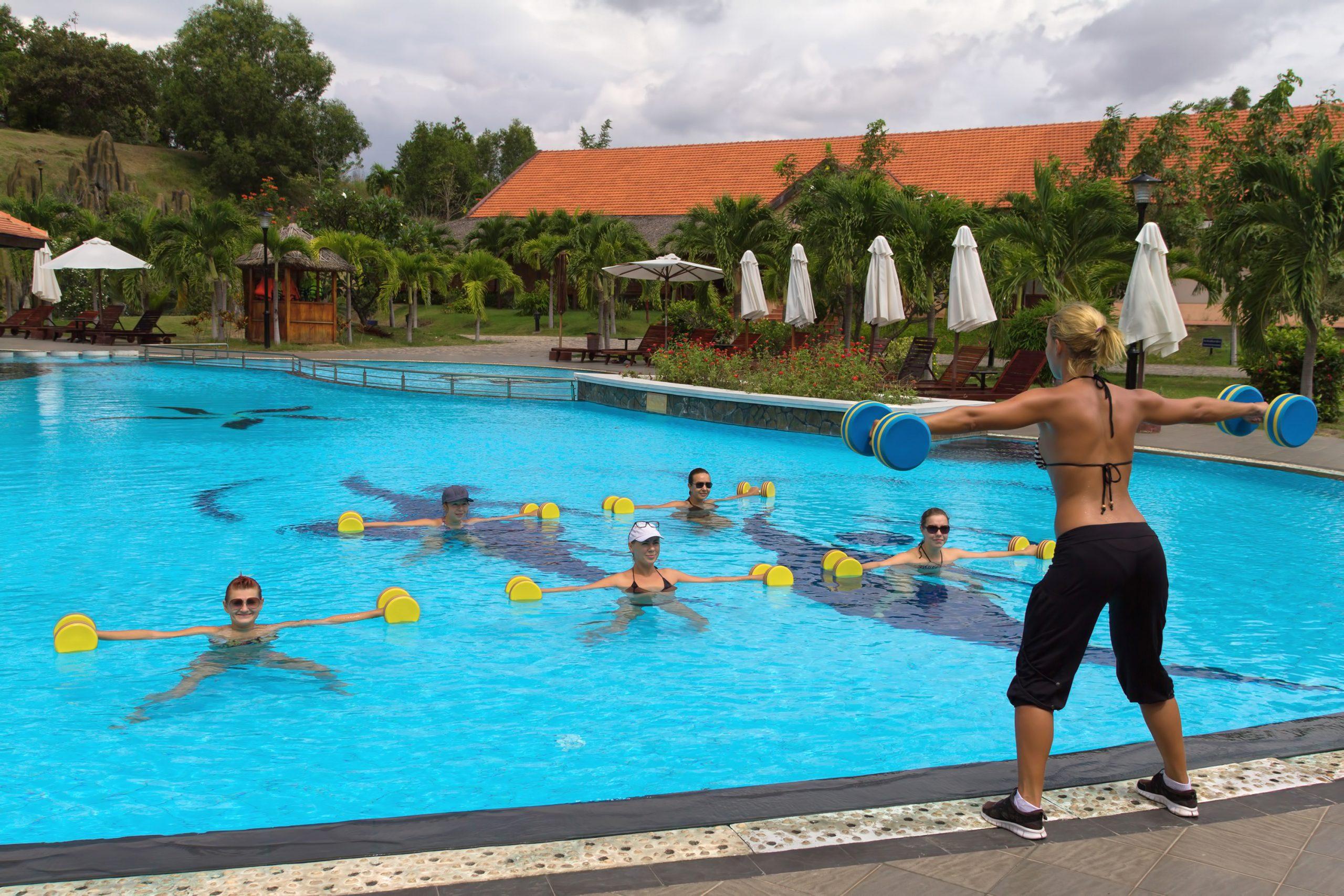 Šport Aqua fitness