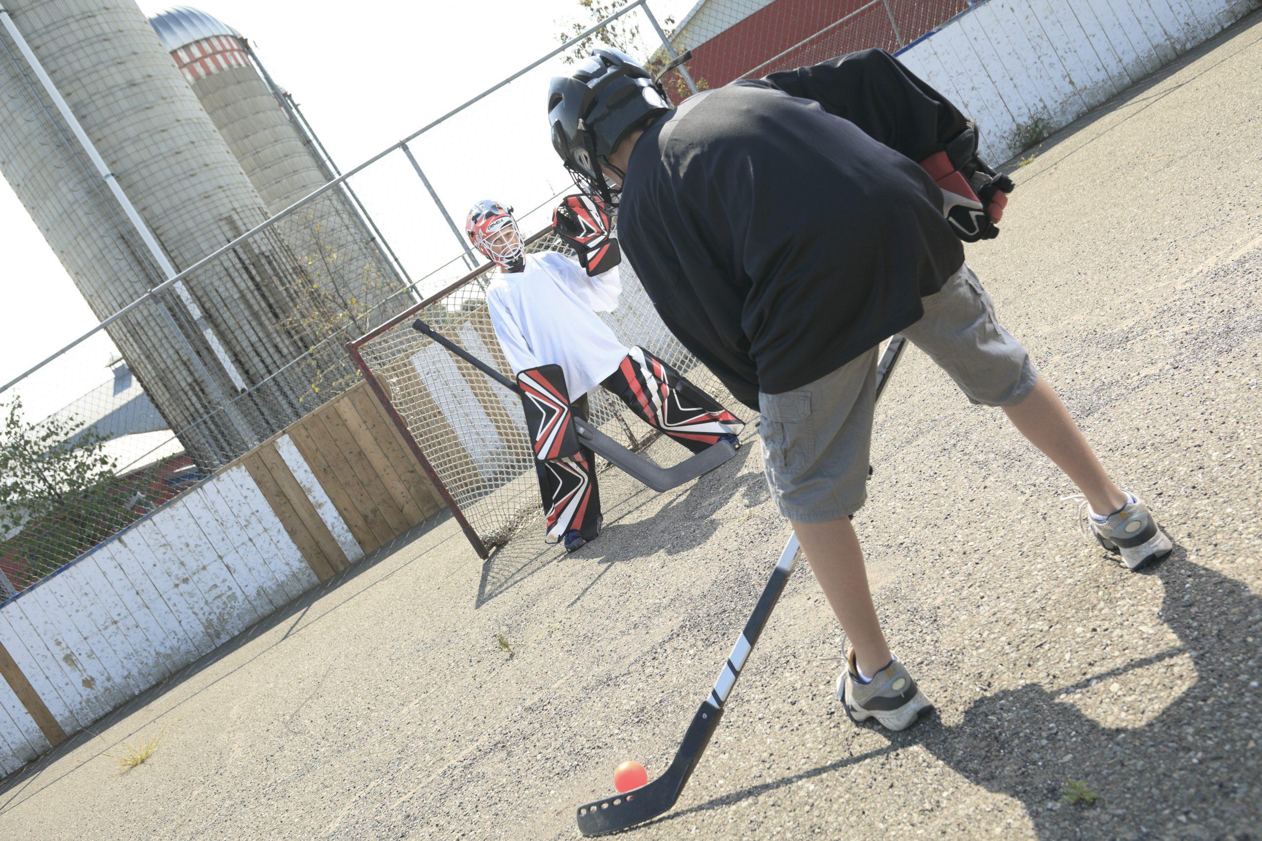 Šport Hokejbal