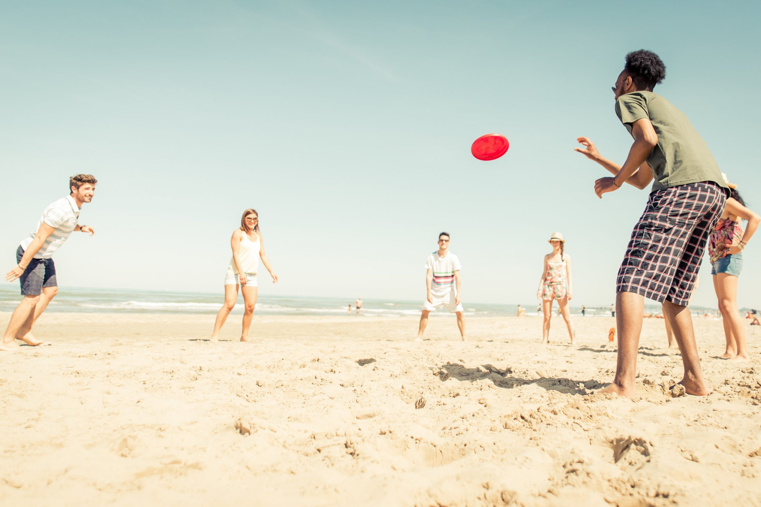 Šport Frisbee