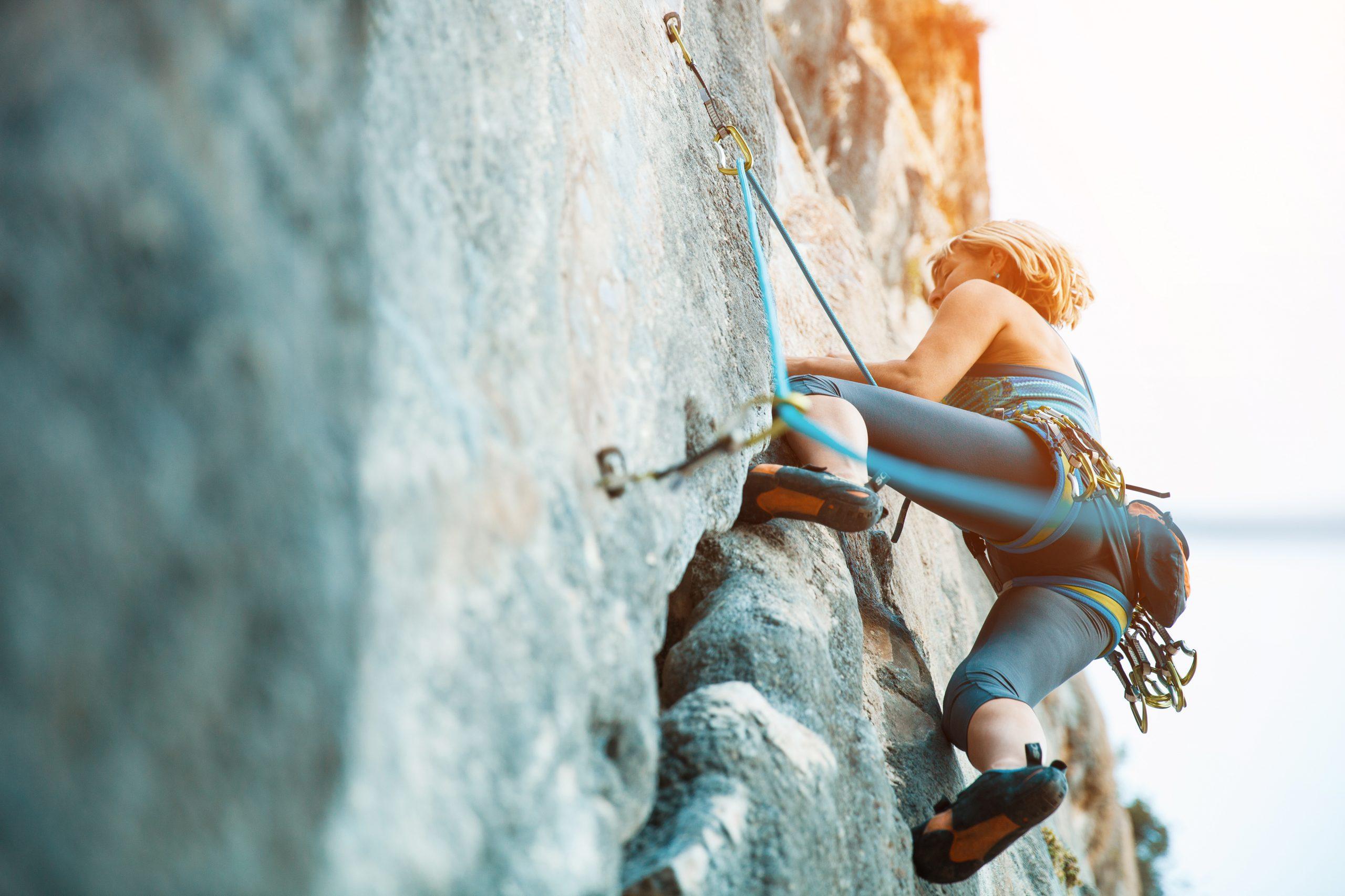 Šport Športové horolezectvo